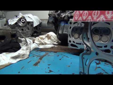 Фото к видео: сравнение ГБЦ EJ255 vs EJ204 JDM 190hp vs EJ204 EDM 158 hp
