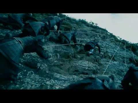 Ивар и русы скалолазы против викингов.