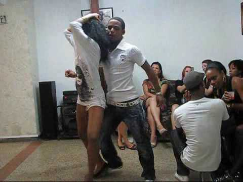 how to dance reggae for guys