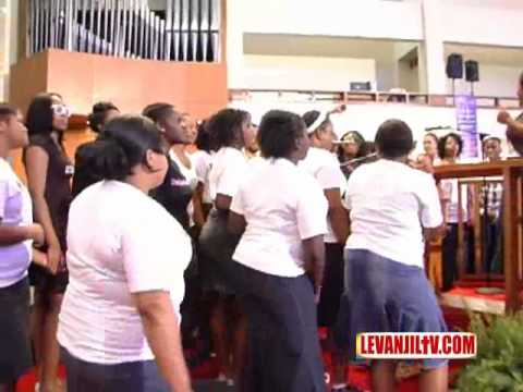 Philadelphia Youth Choir at the 11th Annual Gospel Crusade 2011