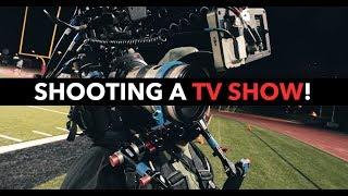 I 39 m Filming A TV SHOW