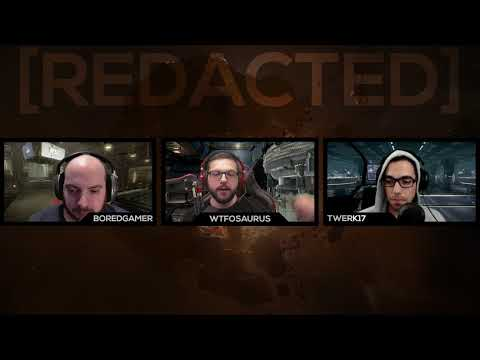 Star Citizen [REDACTED] Podcast | 2017 Anniversary & Land Claims