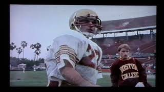 1984 Boston College Football - 20th Anniversary Review (2004)