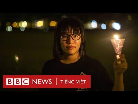 Thắp nến cho Thiên An Môn và quyền tự do ở Hong Kong - BBC News Tiếng Việt
