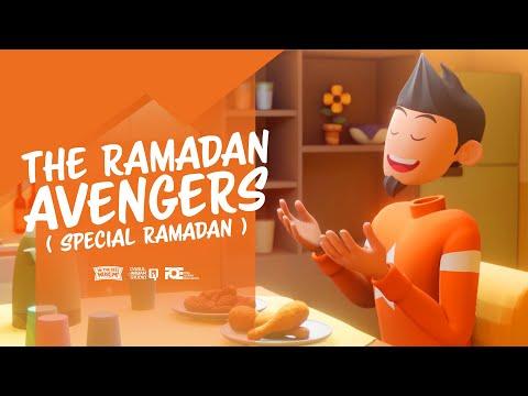 I'M THE BEST MUSLIM - EP 02 - The Ramadan Avengers