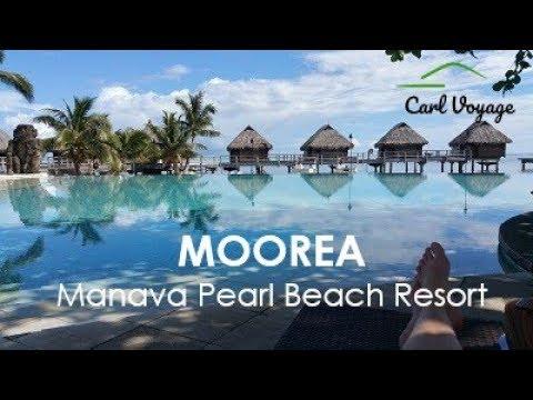 Hotel Manava Beach Resort Spa Moorea Bungalow Jardin 202