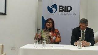 Paola Mera | Estrategia Nacional para la Equidad de Género | Foro BID
