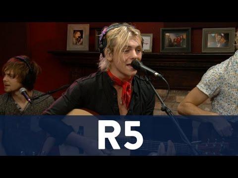 R5 - All Night [LIVE] | The Kidd Kraddick Morning Show Part 2/4