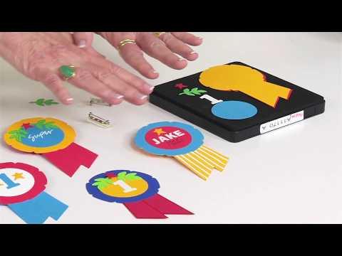 Award Pins | Ellison Education Lesson Plan #12141
