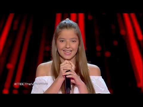 Leal El Hachem - Something's Gotta Hold on Me (The Voice Kids 2017) The Blind Auditions)