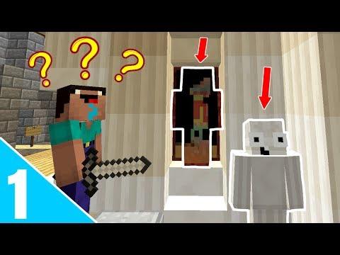 VI SNYDER I MURDER MYSTERY!! - Dansk Minecraft