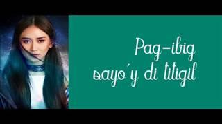 The Legend of The Blue Sea Ost (Ako'y Para Lamang Sa'yo with Lyrics)