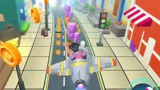 Subway Princess Runner Gameplay