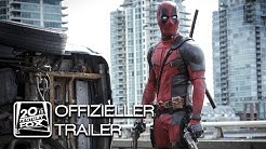 Deadpool | Trailer 1 | Deutsch HD German (Greenband; Ryan Reynolds)