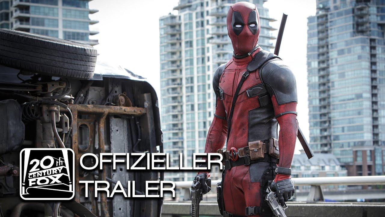 Deadpool Trailer Deutsch