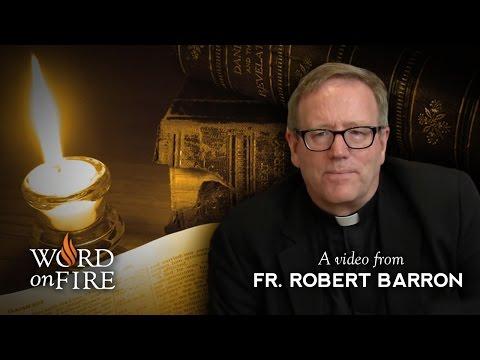 """Bishop Barron on """"Dumbed Down"""" Catholicism"""