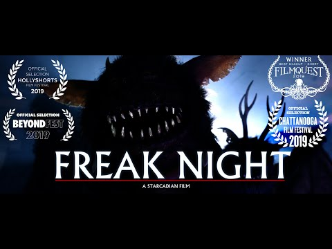 """Freak Night"" — A Starcadian Short Film"
