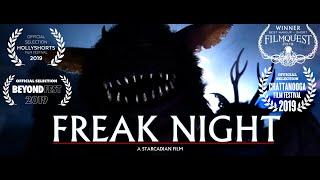 """Freak Night"" — A Starcadian Short Film"
