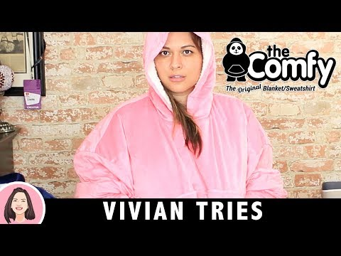 The Comfy Hoodie Review: As Seen on Shark Tank - Vivian Tries