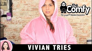 The Comfy Hoodie Review: As Seen on Shark Tank - Vivian Tries thumbnail