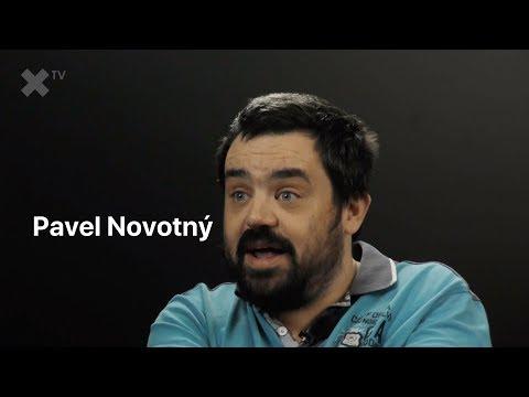Pavel Novotný v XTV