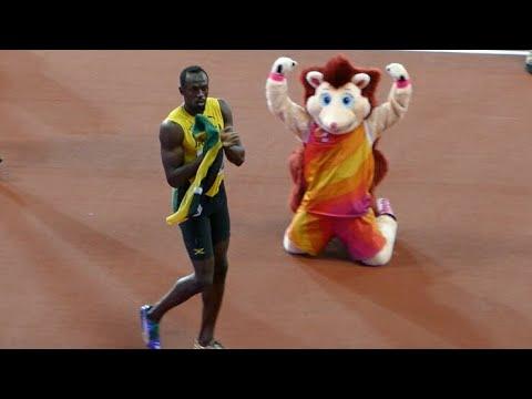 Usain Bolt's Last Race - 100 meters - World Athletics Championships London 2017