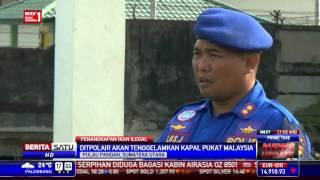 Pemerintah RI Tenggelamkan Kapal Pukat Harimau Malaysia