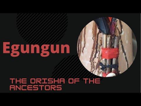 Download Egungun, The Orisha Of The Ancestors 🪦🌳💀