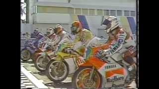 1989 世界GPフランス 250ccダイジェスト
