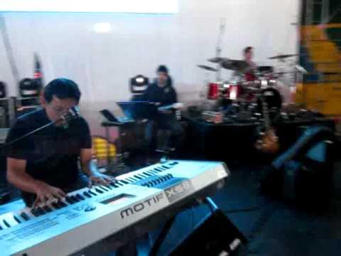 ★ Yo tocando con la Banda de Marcos Witt ★ en Areq...