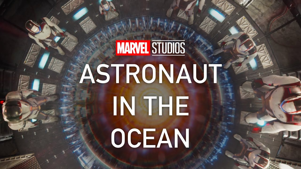 Marvel || Astronaut in the Ocean ft. Masked Wolf