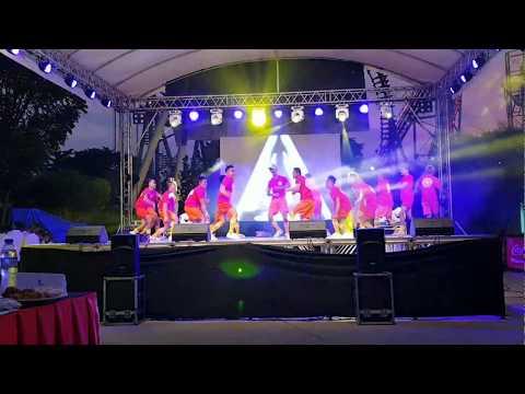 CEASARIAN BOYS - Agilakas Gumalaw Dance Competition 2nd Year @ Enchanted Kingdom. Sept 2 2018.