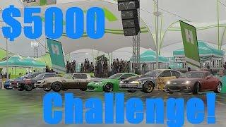 $5000 CAR CHALLENGE!   Forza Horizon 3