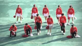 寶覺中學2015年陸運會明社社舞