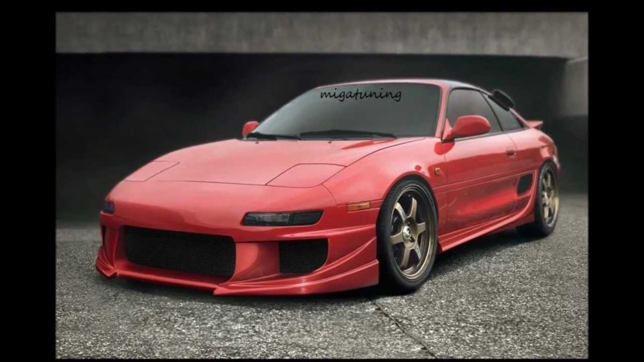 toyota mr2 tuning body kits youtube. Black Bedroom Furniture Sets. Home Design Ideas