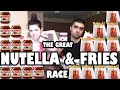 The Great NUTELLA & FRIES Race (...and a McGangBang)