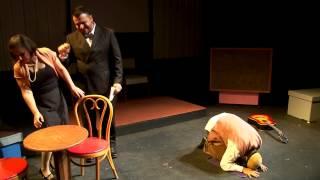 Teatro de la Luna presents Tango Turco by Rafael Bruza