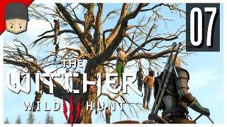 The Witcher 3: Wild Hunt - Ep.07 : Velen! (The Witcher 3 Gameplay / Walkthrough)