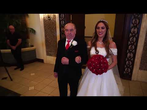 Mr and Mrs Santiago Wedding Day
