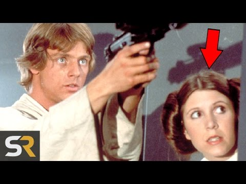10 Movie Outtakes That Made It To The Big Screen