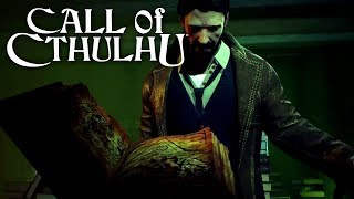 Call of Cthulhu 13 | Necronomicon - Buch des Todes | Gameplay German Deutsch thumbnail
