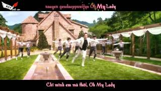 [Vietsub + Kara] Oh my lady - Jang Geun Suk ft Choi Sang Mi ( you