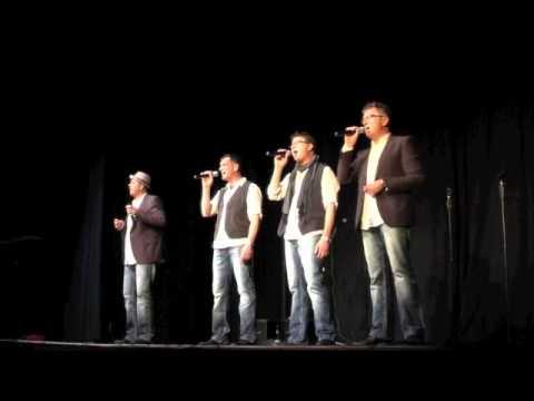»Africa« Fabulous Four im Ali Theater in Tiengen