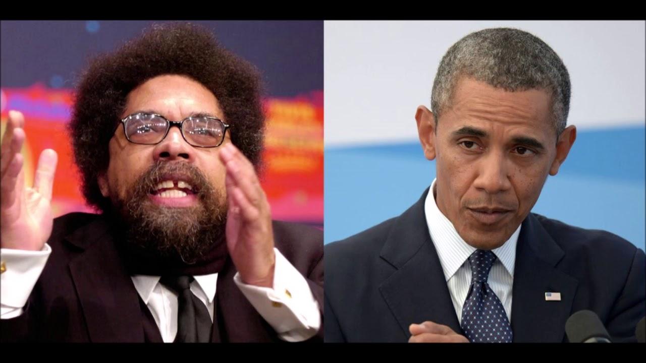Cornel West Criticizes Obama;  'He Isn't A Revolutionary Figure Like Mandela'