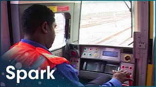 How Do Train Drivers Learn To Drive? | The Tube | Spark