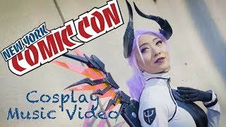 New York Comic Con - Cosplay Music Video - 2016 - Part 2