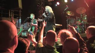 Magnum - Kingdom of Madness ( Live HD 720p @ Sticky Fingers, Gothenburg. 2014-04-10 )
