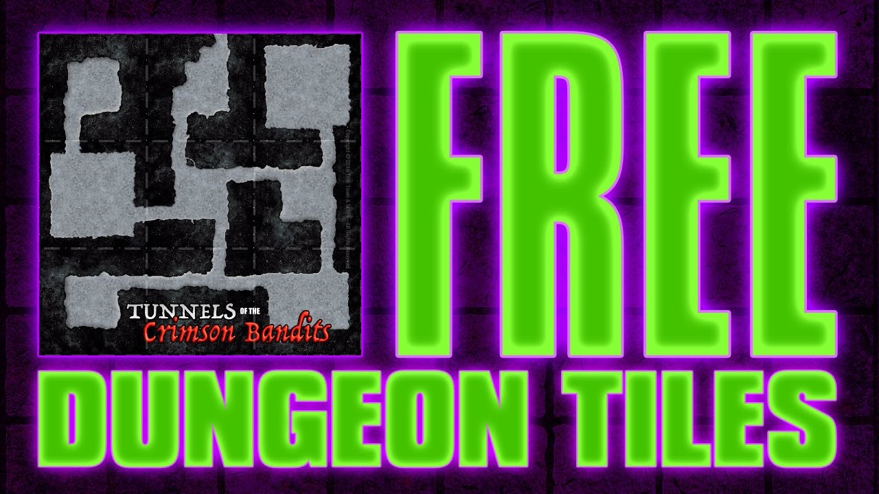 image regarding Printable Dungeon Tiles Pdf known as Cost-free Map Tiles (#2) towards Understand Established(s) RPG Miniatures Terrain Dungeon Tiles for Tabletop Gaming