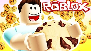 Roblox Adventures / Cookie Factory Tycoon / Making DanTDM Cookies!