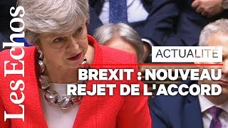 Brexit : Theresa May appelle à « des choix auxquels il faut maintenant faire face »